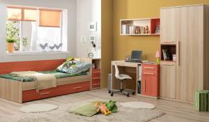 KORPUS. Кровати для спальной
