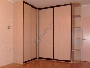 KORPUS. Угловые шкафы-купе