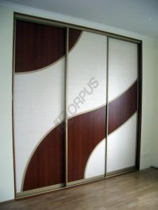 KORPUS. Встроенные шкафы-купе